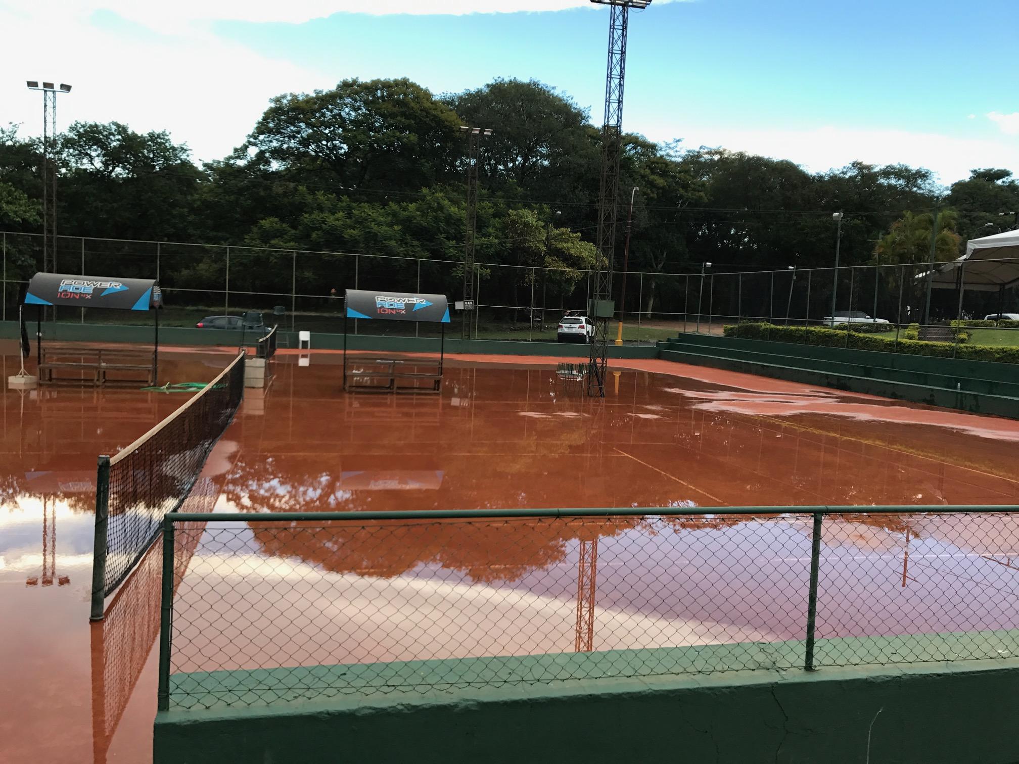Regn i Paraguay