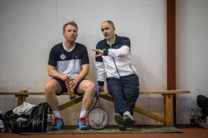Martin Pedersen og Christian Camradt