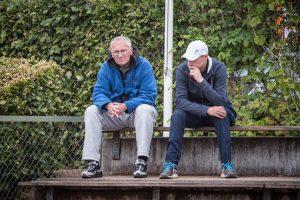Lars Elvstrøm og Jacob Holst