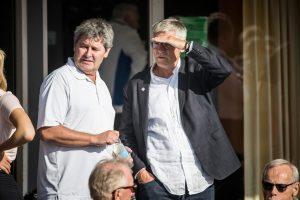 John Kristensen og Thomas Kønigsfeldt
