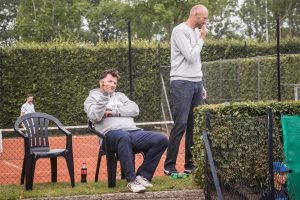 Dean Pedersen og Jens Anker Buus Andersen