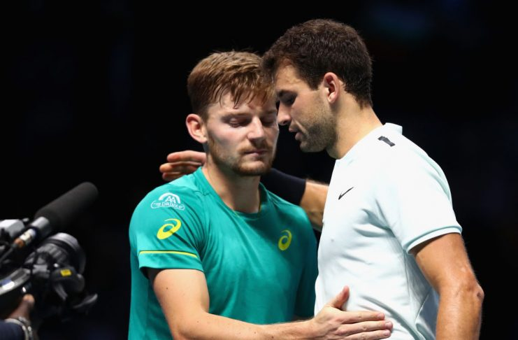 Day Four - Nitto ATP World Tour Finals