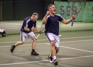 Tennisspilleren Soeren Spanner