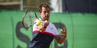 Tennisspilleren Frederik Loechte Nielsen