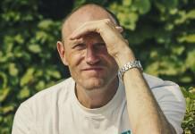 Tennistraener Jens Anker Buus Andersen