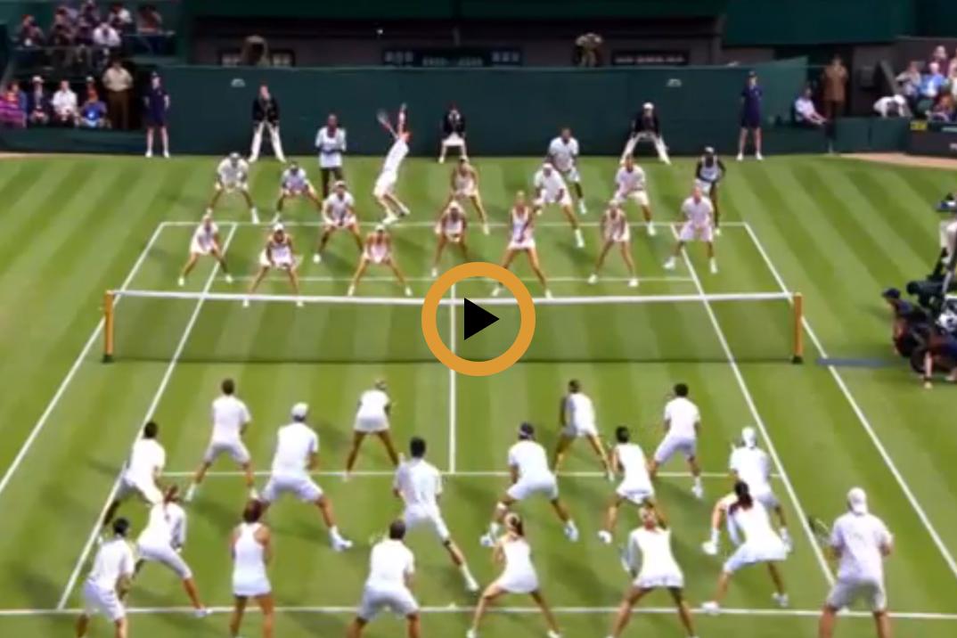 Wimbledon 2014 - Optakt