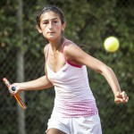 Tennisspilleren Nina Vicic