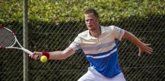 Tennisspilleren Christian Siigsgaard