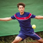 Tennisspilleren William Gormsen