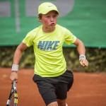 Tennisspilleren Elmer Moeller