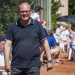 Tom Gustavsen, Dansk Tennis Forbund
