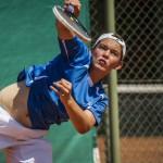 Tennisspilleren Jesper Andi Jørgensen