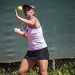 Tennisspilleren Simone Allipieva