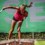 Tennisspilleren Emilie Hansen