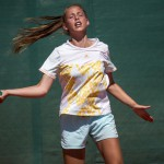 Tennisspilleren Josefine Axelsen