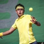 Tennisspilleren Philip Hjort