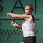 Tennisspilleren Christina Buch