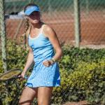 Tennisspilleren Frederikke Svarre