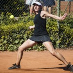 Tennisspilleren Nonie Alexandersen