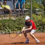 Tennisspilleren Niels Gerstrøm