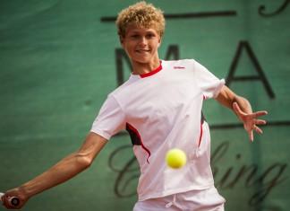 Tennisspilleren August Holmgren