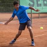 Tennisspilleren Peter Kampen