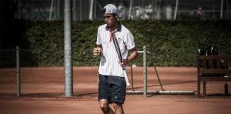 Tennisspilleren Benjamin Hannestad