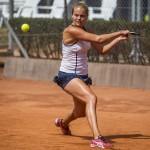Tennisspilleren Maria Jespersen