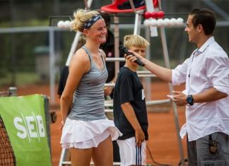 DM tennis damefinale udendørs 2014, Mai Grage