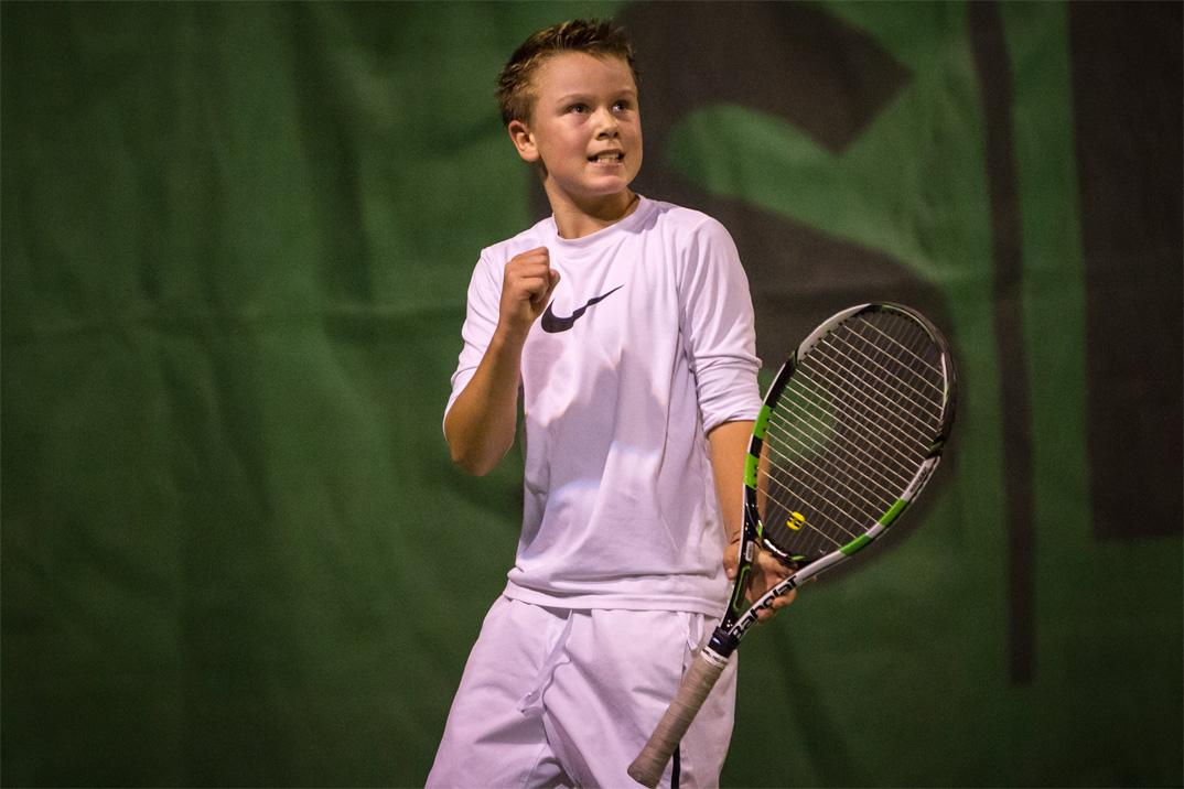 Tennisspilleren Holger Nødskov Rune