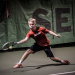 Tennisspilleren Christopher Wejs