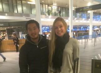 Rebekka La Cour Hillingsø og Rune Thomsen