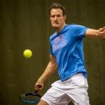 Tennisveteranen Michael Mogensen