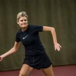 Tennisveteranen Catrine Viller Møller