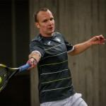 Tennisveteranen Nils Trier
