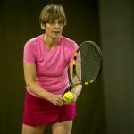 Tennisveteranen Charlotte Jacobsen