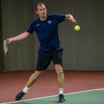 Tennisveteranen Christian Svanning Mikkelsen