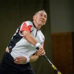 Tennisveteranen Frank Gaba