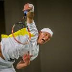 Tennisveteranen Steen Elsborg