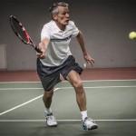 Tennisveteranen Steen Biilmann
