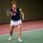 Tennisveteranen Lis Schultz-Møller