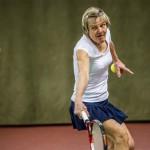 Tennisveteranen Gitte Faber