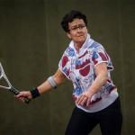 Tennisveteranen Malgorzata Nielsen