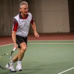 Tennisveteranen Kasper Rud