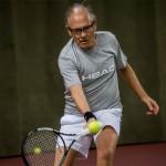 Tennisveteranen Bjørn Bech