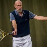Tennisveteranen Ole Wagner Smitt