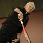 Tennisveteranen Viggo Holm