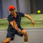 Tennisspilleren Rasmus Nørby