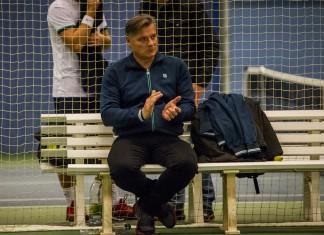 Tennistræner Michael Mortensen