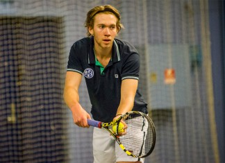 Tennisspilleren Simon Friis Søndergaard